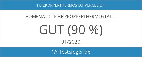 Homematic IP Heizkörperthermostat