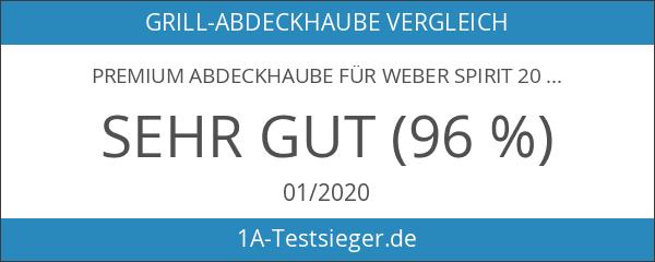 Premium Abdeckhaube Für Weber Spirit 200