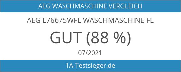 AEG L76675WFL Waschmaschine FL