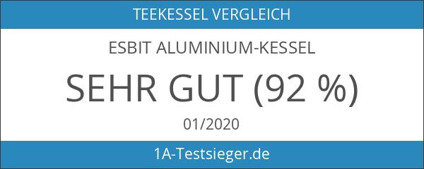 Esbit Aluminium-Kessel