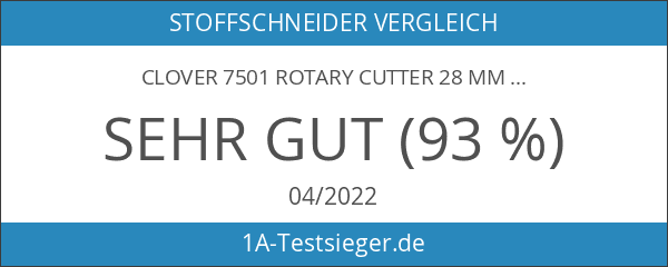 Clover 7501 rotary Cutter 28 mm