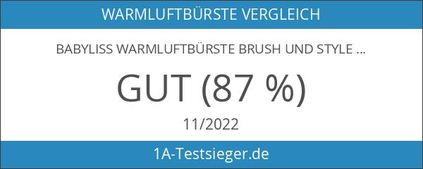 BaByliss AS551E Warmluftbürste Brush und Style 800