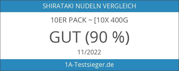 10er Pack ~ [10x 400g