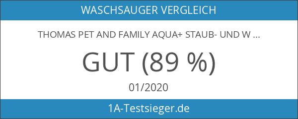 Thomas Pet and Family Aqua+ Staub- und Waschsauger