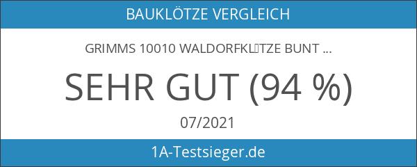Grimms 10010 Waldorfkl�tze bunt