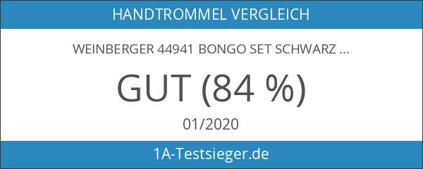 Weinberger 44941 Bongo Set schwarz