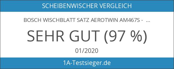 Bosch Wischblatt Satz Aerotwin AM467S - Länge: 650