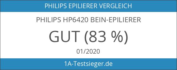Philips HP6420Bein-Epilierer