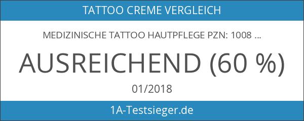 Medizinische Tattoo Hautpflege PZN: 10088266 - Mit Panthenol und 100%