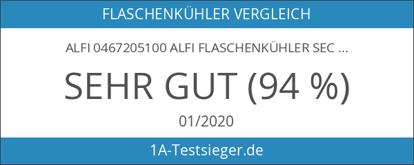 alfi 0467205100 alfi Flaschenkühler Secco