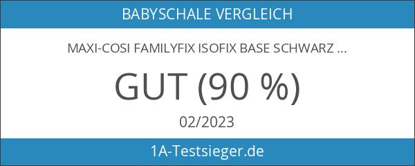 Maxi-Cosi FamilyFix Isofix base schwarz