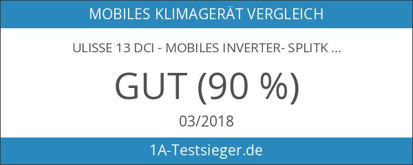 Ulisse 13 DCI - mobiles Inverter- Splitklimagerät