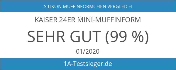 Kaiser 24er Mini-Muffinform