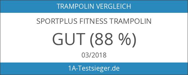SportPlus Fitness Trampolin