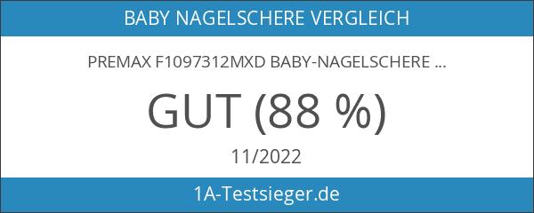 Premax F1097312MXD Baby-Nagelschere