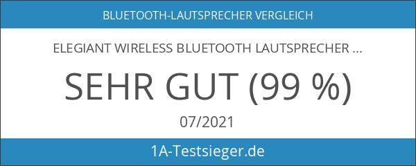 ELEGIANT Wireless Bluetooth Lautsprecher Lampe Lautsprecher Neueste Intelligente Multi Funktion