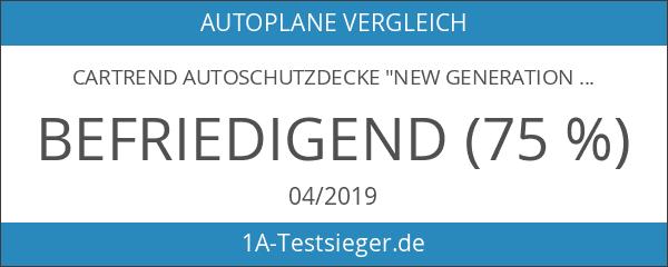 """Cartrend Autoschutzdecke """"New Generation"""" PKW Vollgarage"""