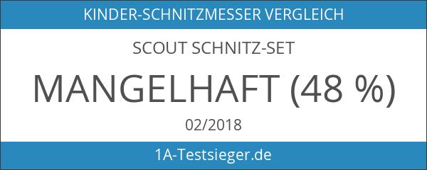 SCOUT Schnitz-Set