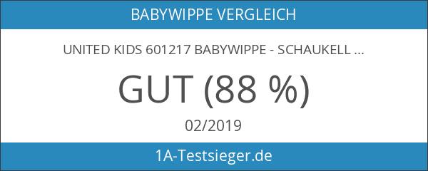 United Kids 601217 Babywippe - Schaukelliege A603