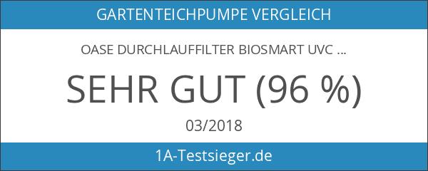 Oase Durchlauffilter BioSmart UVC