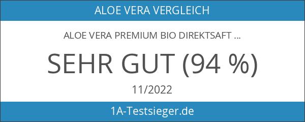 Aloe Vera Premium Bio Direktsaft