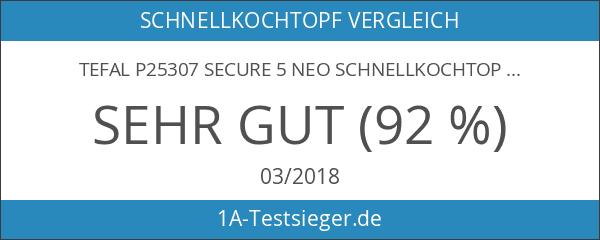 Tefal P25307 Secure 5 Neo Schnellkochtopf 22 cm