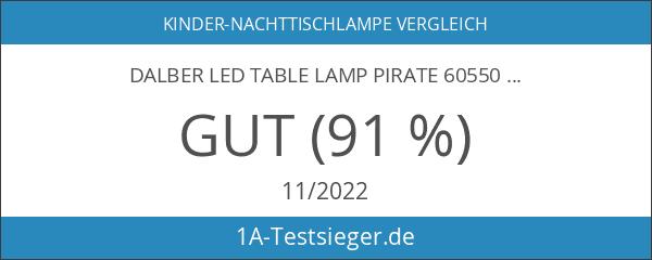 Dalber LED Table Lamp Pirate 60550