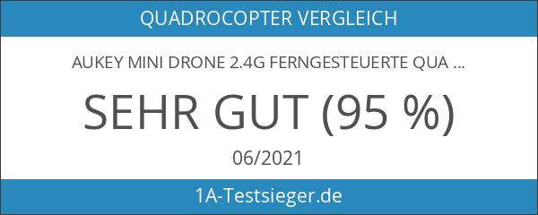 AUKEY Mini Drone 2.4G Ferngesteuerte Quadcopter Spielzeug