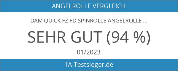 DAM Quick FZ FD Spinrolle Angelrolle