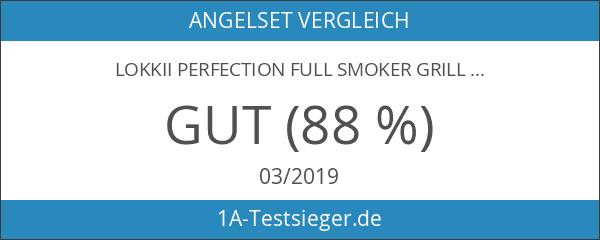 Lokkii Perfection Full Smoker Grill