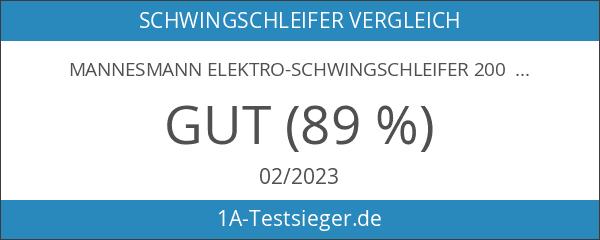 Mannesmann Elektro-Schwingschleifer 200 W