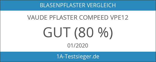 VAUDE Pflaster Compeed VPE12