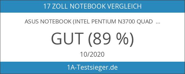 ASUS Notebook (Intel Pentium N3700 Quad Core 4x2.40 GHz
