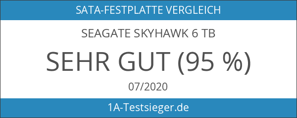 Seagate SkyHawk 6 TB