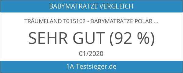 Träumeland T015102 - Babymatratze Polarstern 70 x 140 cm