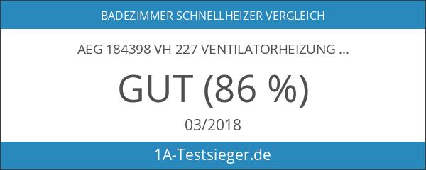 AEG 184398 VH 227 Ventilatorheizung