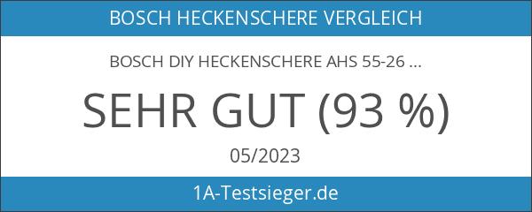 Bosch DIY Heckenschere AHS 55-26