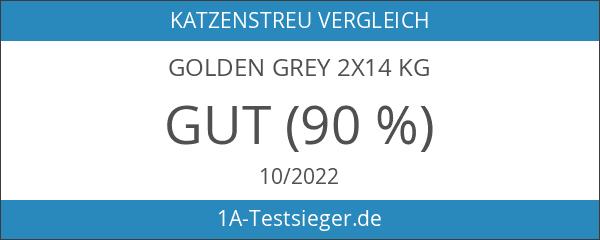 GOLDEN GREY 2x14 kg
