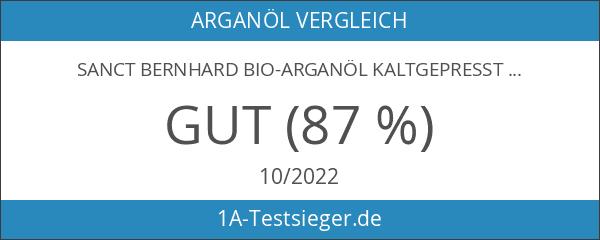 Sanct Bernhard Bio-Arganöl kaltgepresst 100 ml