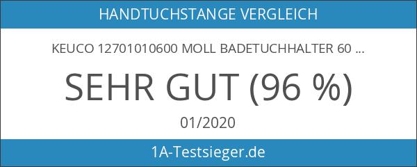 Keuco 12701010600 Moll Badetuchhalter 600 mm