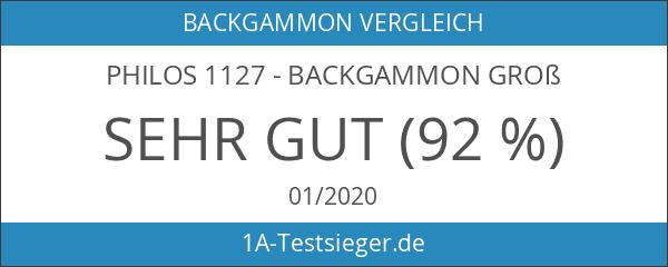 Philos 1127 - Backgammon groß