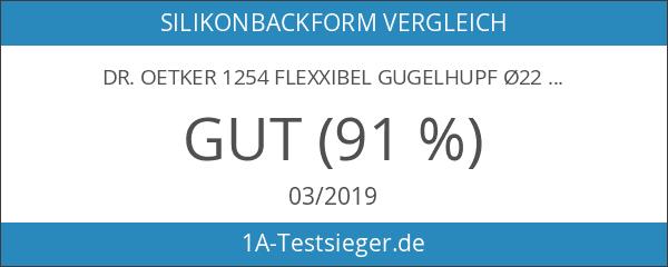 Dr. Oetker 1254 Flexxibel Gugelhupf Ø22cm