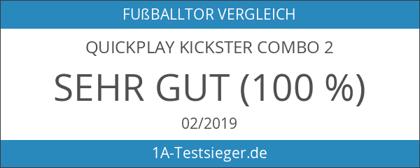 QUICKPLAY Kickster Combo 2