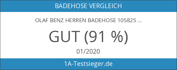Olaf Benz Herren Badehose 105825