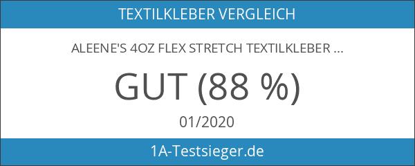 Aleene's 4oz Flex Stretch Textilkleber