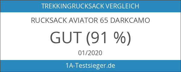 Rucksack Aviator 65 darkcamo