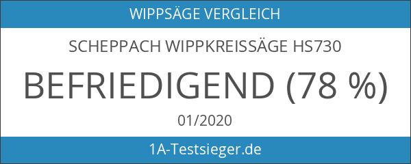 Scheppach Wippkreissäge HS730