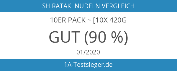 10er Pack ~ [10x 420g