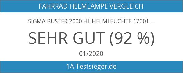 Sigma Buster 2000 HL Helmleuchte 17001