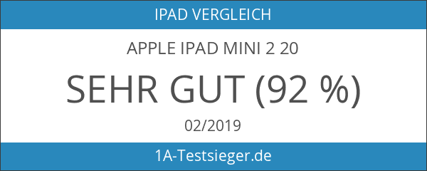 Apple iPad mini 2 20